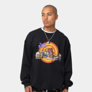 Mitchell Ness Tune Squad Line Up Space Jam Crew Jumper 2