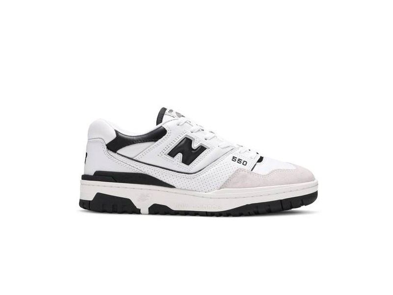 New Balance 550 White Black
