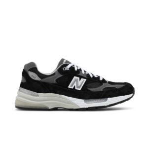New Balance 992 Made In USA Black