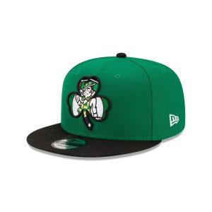 New Era Boston Celtics 9FIFTY 2021 Draft Edition NBA Snapback Hat 1