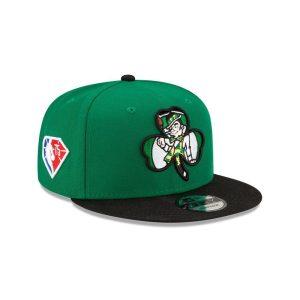 New Era Boston Celtics 9FIFTY 2021 Draft Edition NBA Snapback Hat 2