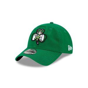 New Era Boston Celtics 9TWENTY 2021 Draft Edition NBA Strapback Hat 1