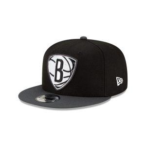 New Era Brooklyn Nets 9FIFTY 2021 Draft NBA Edition Snapback Hat 1