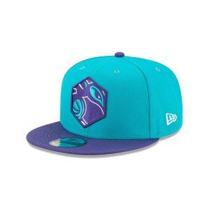 New Era Charlotte Hornets 9FIFTY 2021 Draft Edition NBA Snapback Hat 1