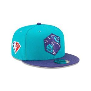 New Era Charlotte Hornets 9FIFTY 2021 Draft Edition NBA Snapback Hat 2