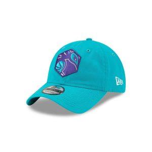 New Era Charlotte Hornets 9TWENTY 2021 Draft Edition NBA Strapback Hat 1
