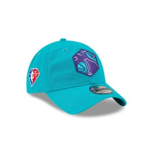 New Era Charlotte Hornets 9TWENTY 2021 Draft Edition NBA Strapback Hat 2