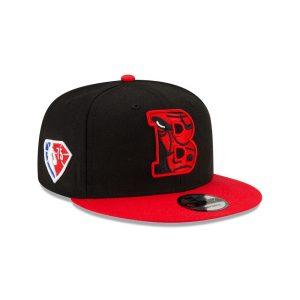 New Era Chicago Bulls 9FIFTY 2021 Draft Edition NBA Snapback Hat 2