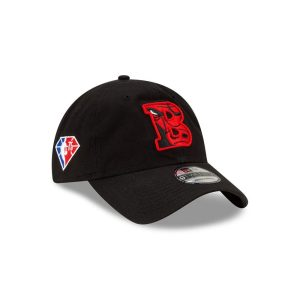 New Era Chicago Bulls 9TWENTY 2021 Draft Edition NBA Strapback Hat 2