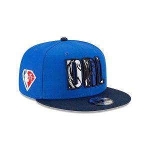 New Era Dallas Mavericks 9FIFTY 2021 Draft Edition NBA Snapback Hat 2