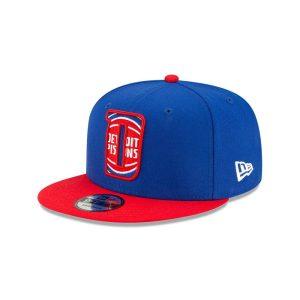 New Era Detroit Pistons 9FIFTY 2021 Draft Edition NBA Snapback Hat 1