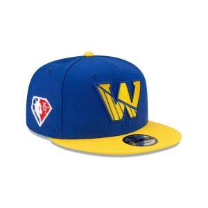 New Era Golden State Warriors 9FIFTY 2021 Draft Edition NBA Snapback Hat 2