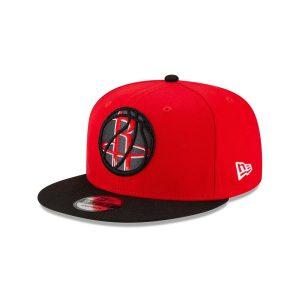 New Era Houston Rockets 9FIFTY 2021 Draft Edition NBA Snapback Hat 1