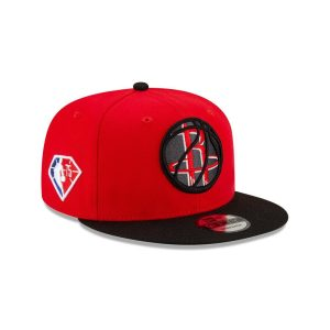 New Era Houston Rockets 9FIFTY 2021 Draft Edition NBA Snapback Hat 2