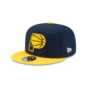 New Era Indiana Pacers 9FIFTY 2021 Draft Edition NBA Snapback Hat 1