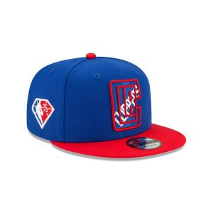 New Era Los Angeles Clippers 9FIFTY 2021 Draft Edition NBA Snapback Hat 2