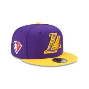 New Era Los Angeles Lakers 9FIFTY 2021 Draft Edition NBA Snapback Hat 2