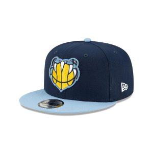 New Era Memphis Grizzlies 9FIFTY 2021 Draft Edition NBA Snapback Hat 1