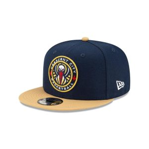 New Era New Orleans Pelicans 9FIFTY 2021 Draft Edition NBA Snapback Hat 1