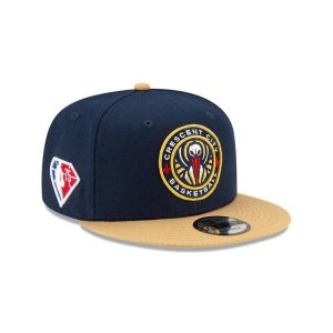 New Era New Orleans Pelicans 9FIFTY 2021 Draft Edition NBA Snapback Hat 2