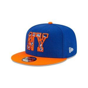 New Era New York Knicks 9FIFTY 2021 Draft Edition NBA Snapback Hat 1