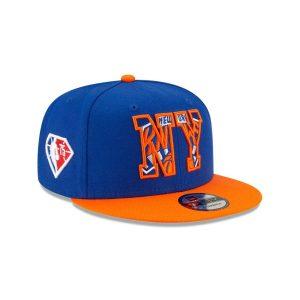 New Era New York Knicks 9FIFTY 2021 Draft Edition NBA Snapback Hat 2