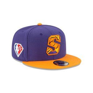 New Era Phoenix Suns 9FIFTY 2021 Draft Edition NBA Snapback Hat 2