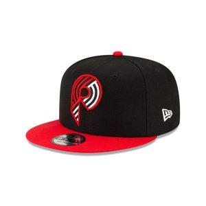 New Era Portland Trail Blazers 9FIFTY 2021 Draft Edition NBA Snapback Hat 1