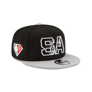 New Era San Antonio Spurs 9FIFTY 2021 Draft Edition NBA Snapback Hat 2
