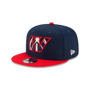 New Era Washington Wizards 9FIFTY 2021 Draft Edition NBA Snapback Hat 1