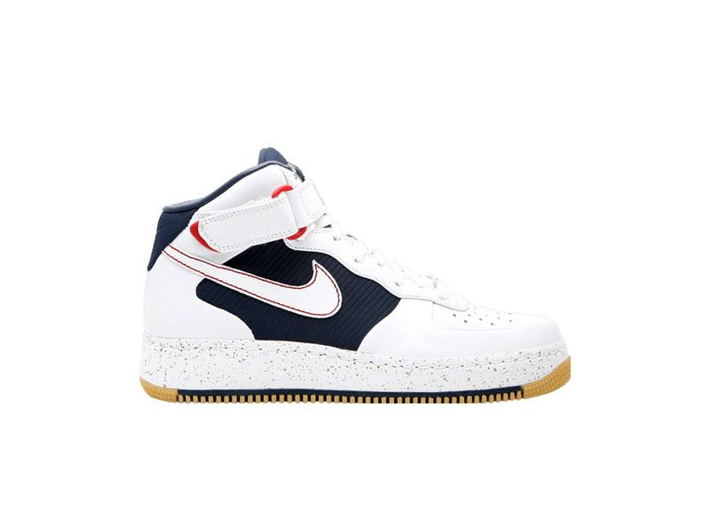 Nike Air Force 1 Mid Supreme MCO CB Barkley Pack