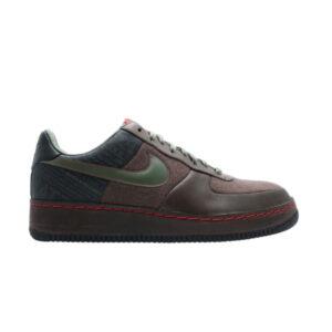 Nike Air Force 1 Supreme 07 Natt Original Six 1