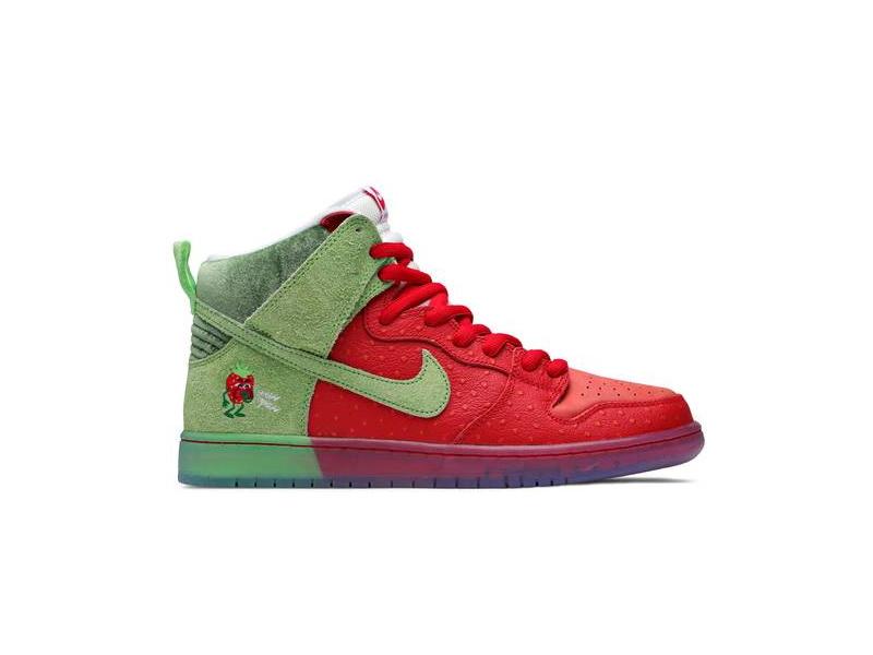 Nike Dunk High SB Strawberry Cough