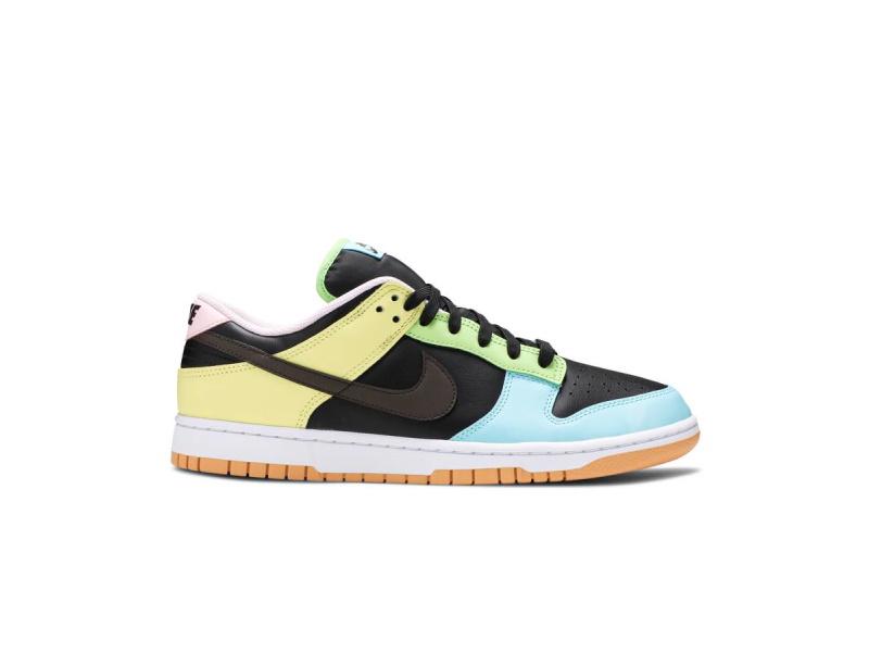 Nike Dunk Low SE Free.99 Black