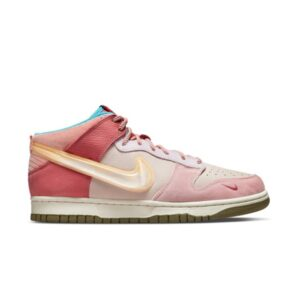 Nike Dunk Mid Social Status Milk Carton Light Soft Pink