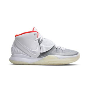 Nike Kyrie 6 Air Yeezy 2 Pure Platinum By You