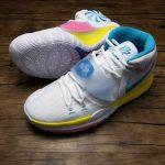Nike Kyrie 6 Neon Graffiti 5