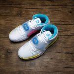 Nike Kyrie 6 Neon Graffiti 7