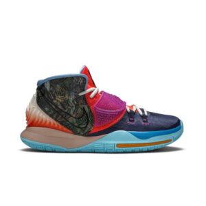 Nike Kyrie 6 Preheat Heal The World