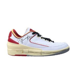 Off White x Air Jordan 2 Retro Low SP