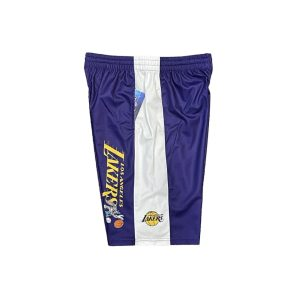 Outerstuff Los Angeles Lakers Space Jam 2 Youth NBA Shorts 2