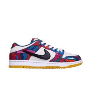 Parra x Nike Dunk Low SB