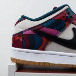 Parra x Nike SB Dunk Low Pro Abstract Art 2021 3