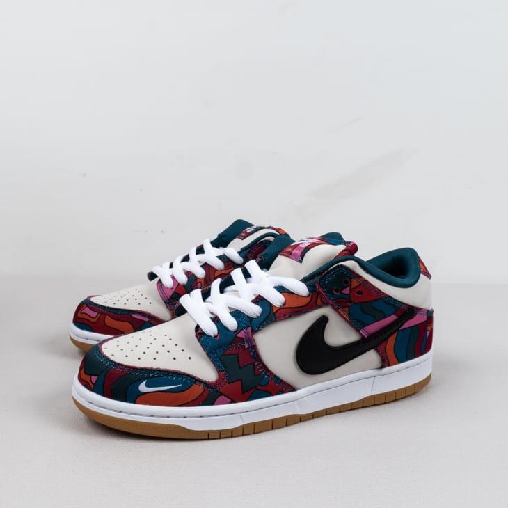 Parra x Nike SB Dunk Low Pro Abstract Art 2021 7