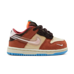 Social Status x Nike Dunk Low Chocolate Milk TD