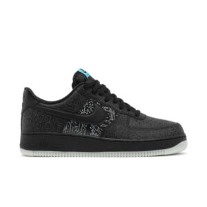 Space Jam x Nike Air Force 1 07 Computer Chip