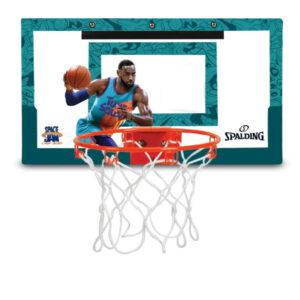 Spalding LeBron James Space Jam 2 Slam Jam Over the Door Mini Backboard 1