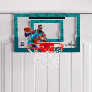 Spalding LeBron James Space Jam 2 Slam Jam Over the Door Mini Backboard 2