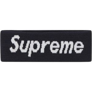 Supreme x Nike NBA Headband Black 3