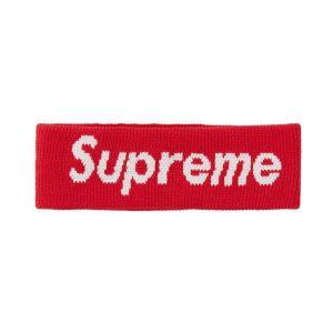 Supreme x Nike NBA Headband Red